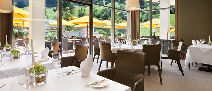 Kempinski Hotel Das Tirol - Jochberg, Kitzbühel, Austria - restaurant.jpg